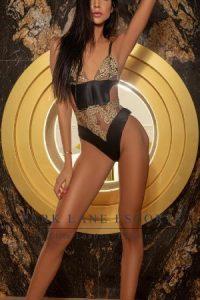 escort Tessalya in sexy lingerie